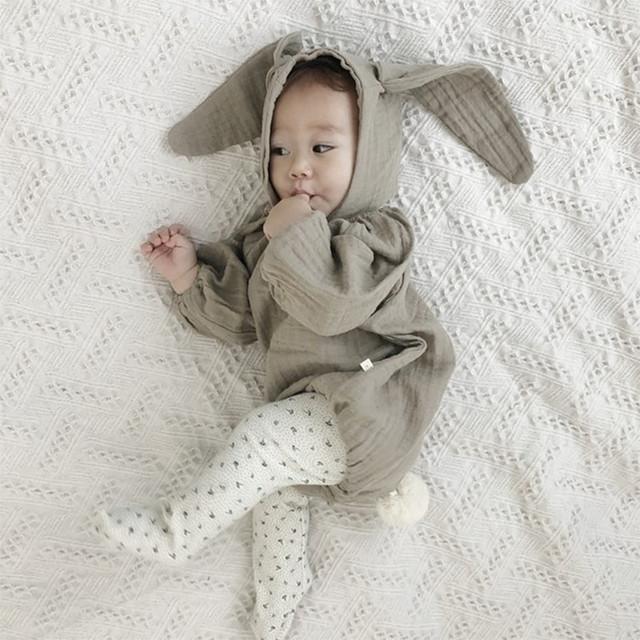 Cute Baby Girl's Rompers