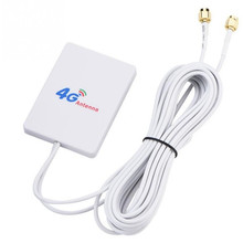 4G/3G Antenna WiFi 28dBi LTE Amplifier Mobile Router SMA/