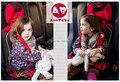 Автомобиль портативный annbaby детское автокресло 1 - 12 года 6 видов цвет