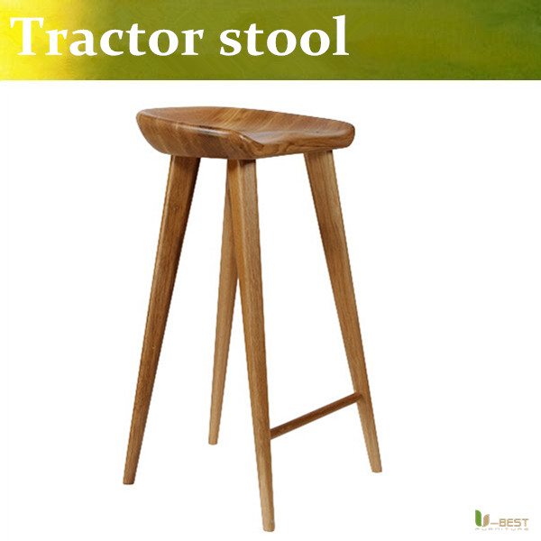 Free shipping U-BEST Tractor Counter Stool ,Swiss tractor seat, superb bar stool fit for any kitchen or bar area free shipping u best kitchen