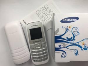 Samsung E1200 Unlocked 800mah GSM Refurbished Cellphone Single GSM850/900/1800/1900