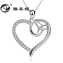 deserve to act the role of new heart microscope pendant necklace love amazon ebay sell 925 sterling silver jewelry act of love