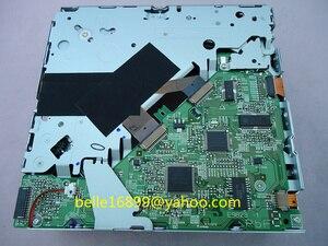 Image 2 - Free shipping 100% Brand new Matsushita 6 disc cd changer mechanism E9823 E9482 For Mazdaa CX9 VW Q7 A4L Car mp3 CD player