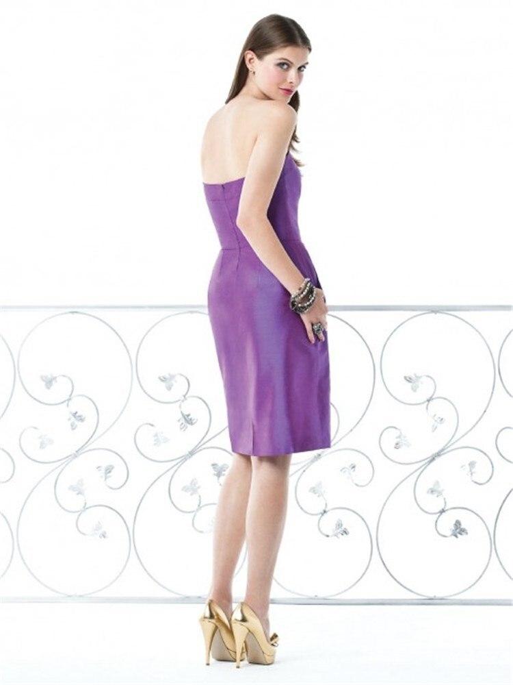 Perfecto Favorecedores Vestidos De Dama Patrón - Ideas de Estilos de ...