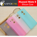 For Huawei Mate 8 Silicon Case 6.0inch 100% New Style Comfortable Soft TPU matte Protector Back Cover For Huawei Mate 8