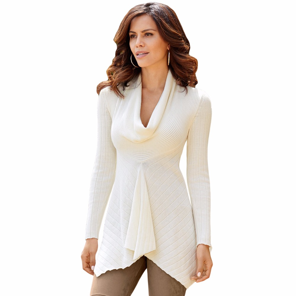 White-Irregular-Hemline-Cowl-Neck-Sweater-LC27631-1-1