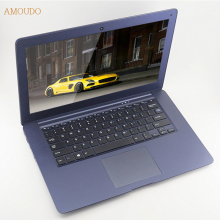 Amoudo 8GB RAM+240GB SSD+750GB HDD 14inch 1920×1080 FHD Windows 7/10 Dual Disks Quad Core Ultraslim Laptop Notebook Computer