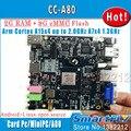 CC-A80/Cubieboard4  High-Performance Mini PC Development Board/Cubieboard A80 Cortex A15x4  up to 2.0GHz, A7x4 /2GB DDR 8G EMMC