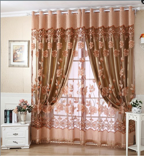 aliexpress.com : acquista tende per le finestre di screening ... - Tende Soggiorno 2014 2