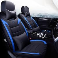 Car seat cover full set leather for opel meriva mokka vectra b c zafira b,dastun mi do on do go cross of 2018 2017 2016 2015