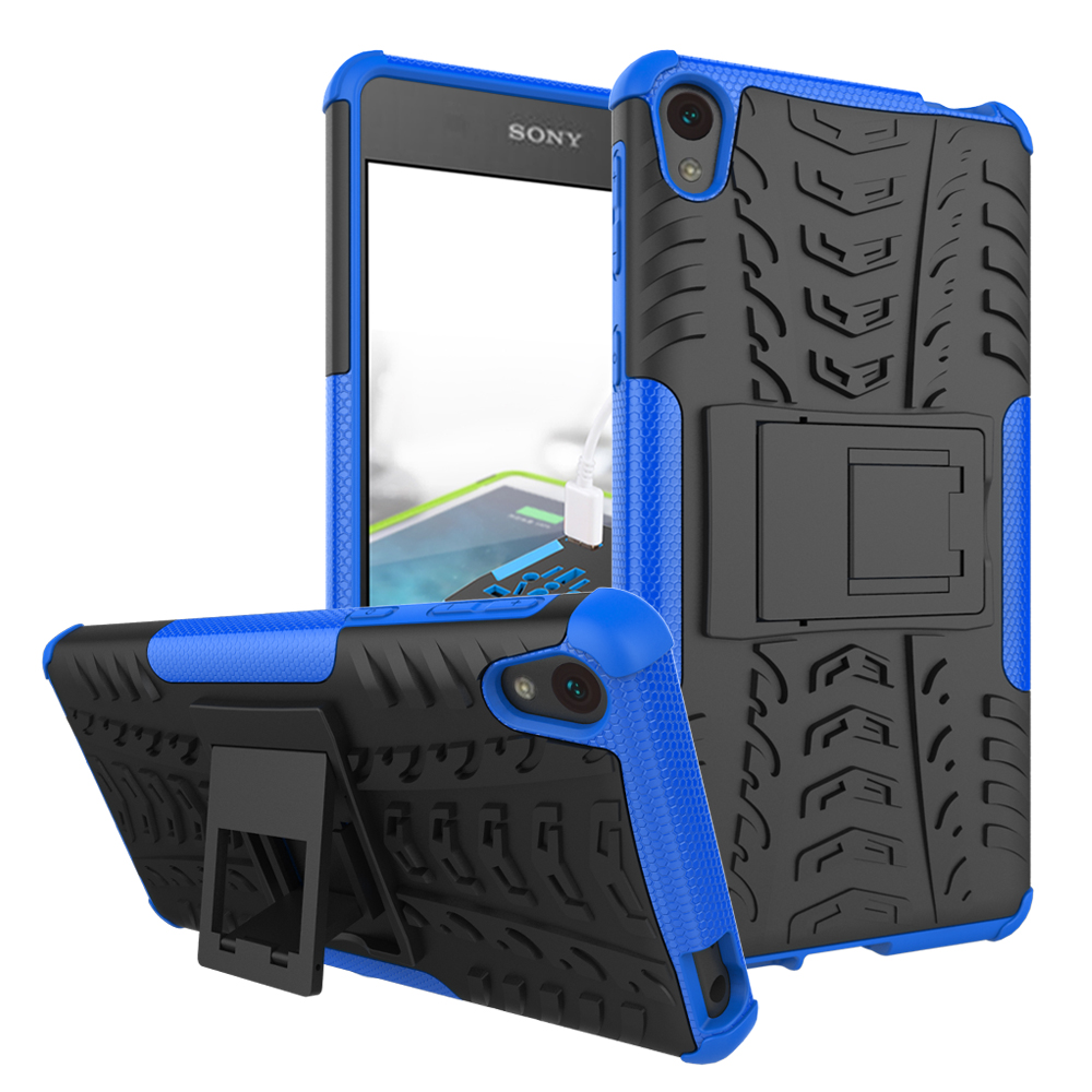 BYHeYang Armor Hard Case for Sony Xperia