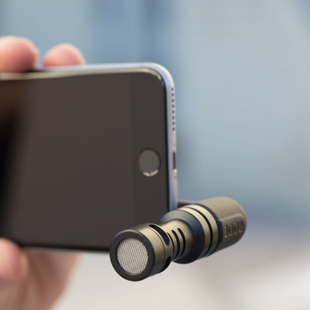 US $62 78 9% OFF|YIXIANG Rode VideoMic Me Directional Microphone for Smart  Phones ios android Professional recording microphones-in Microphones from