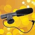 Pro DV дробовик стерео микрофон SG-108 для Canon 70D 60D 5D II III 600D 6D 650D гб-70d 700D Nikon D7100 D610 D5100