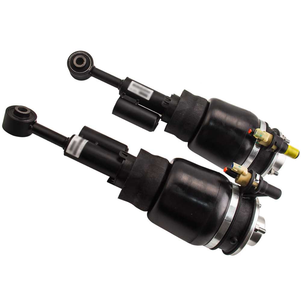 1Pair Front Left + Right Air Suspension Shock for Expedition Navigator 3L1Z18124CA 6L1Z3C199AA 6L7Z18124AB Air Spring Strut