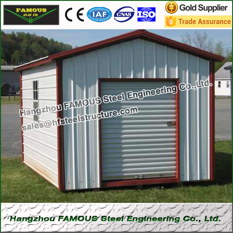 Prefabricated Steel Structure Sheds For Car Parking And Goods Storage In  Door U0026 Window Frames From Home Improvement On Aliexpress.com | Alibaba Group