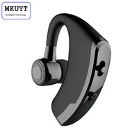 Wireless Business Bluetooth Headset With Mic Voice Control Handsfree Wireless Bluetooth Earphone Headphone Sports Music Earbud