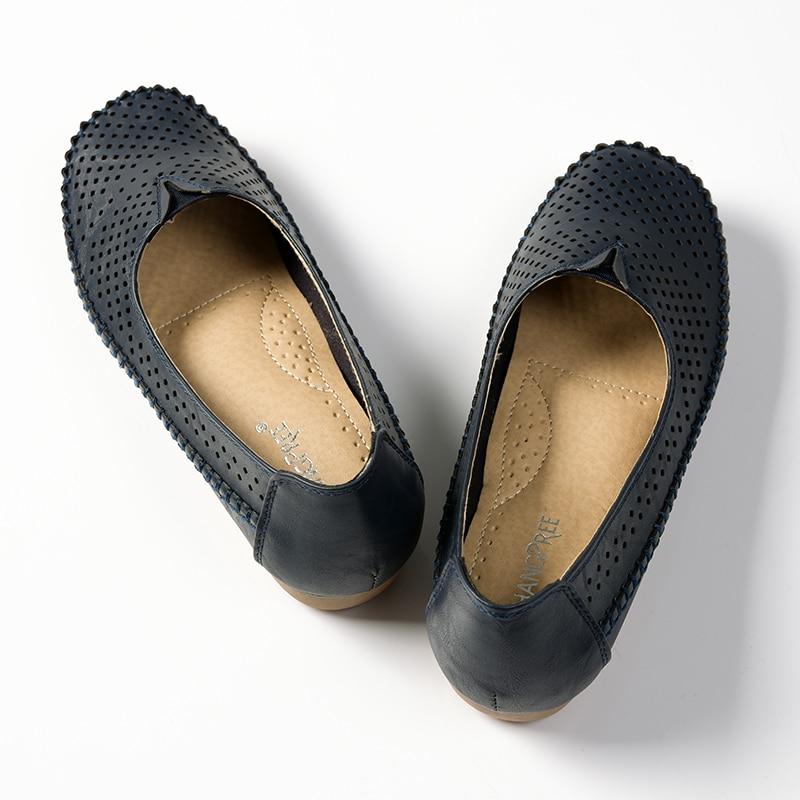 Plates Color Bouche Profonde Creux Chaussures Peu slip Mode Nouveau Picture Loisirs L'usure À En Dames Résistant Été 2017pu Cuir Non Confortable 0UzRwq