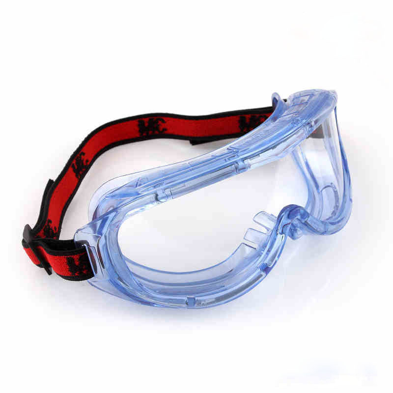 HYBON Protective Chemical Goggles Anti-fog Safety Glasses Working Safety Protective Eyewear Wind Dust Glasses Laboratory