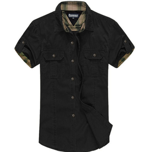Free shipping Extra large men's clothing casual shirt Large fat quick-drying plus size short-sleeve shirts10xl bust 170cm 200kg
