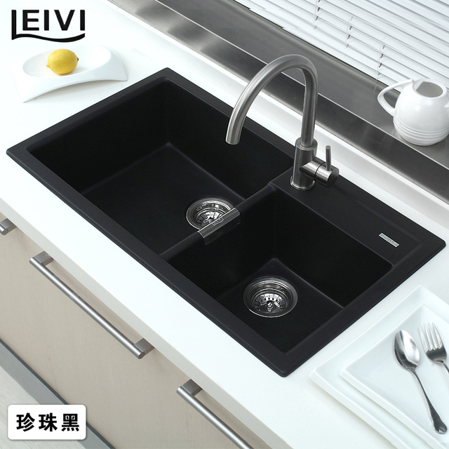 da cucina in pietra di quarzo top leivi lavello lavello da cucina ...