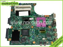 laptop motherboard for hp 550 540 495397-001 intel gm965 ddr2