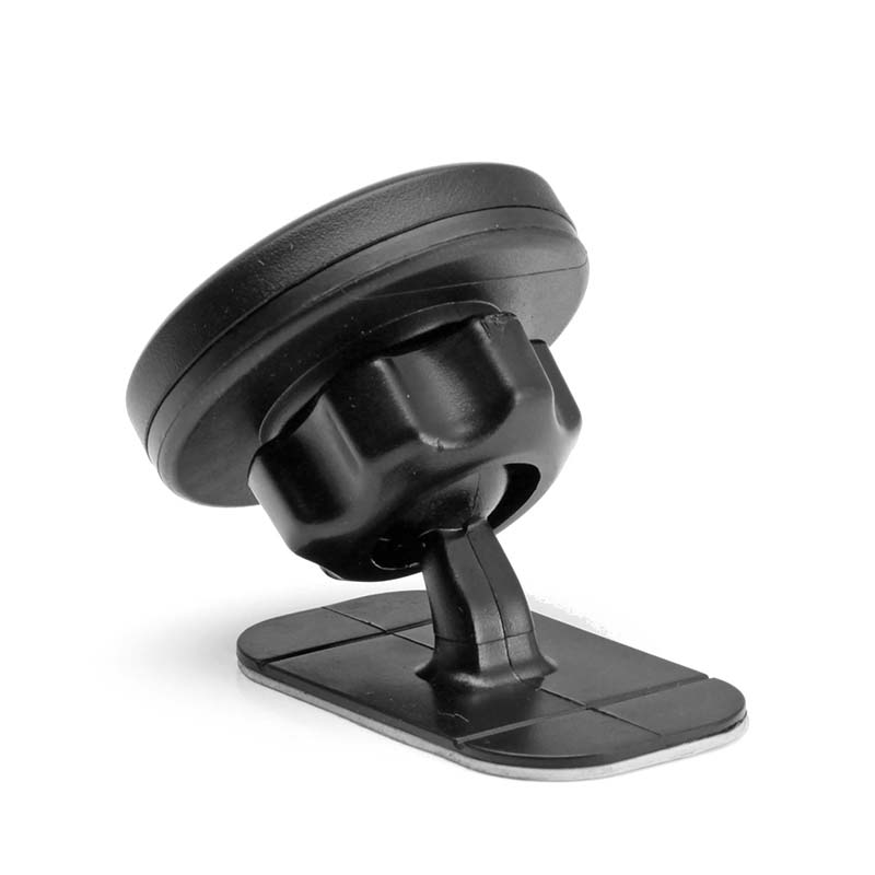 Universal Stick On Dashboard Magnetic Car Mount Holder 360 աստիճանի Soporte Movil Car Holder Stand For iPhone սմարթֆոնների օրրան