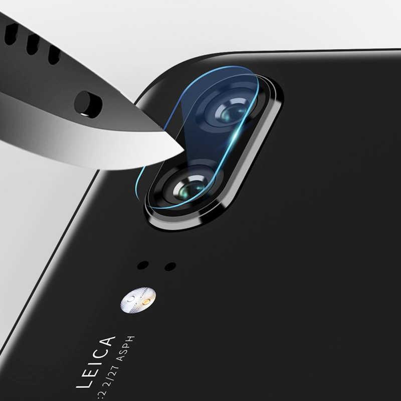 Lentille de caméra verre trempé Film protecteur d'écran pour Huawei Mate 20 P20 P30 Pro Lite Nova 3E 10 pour Honor 8X10 Lite V20 Note 10