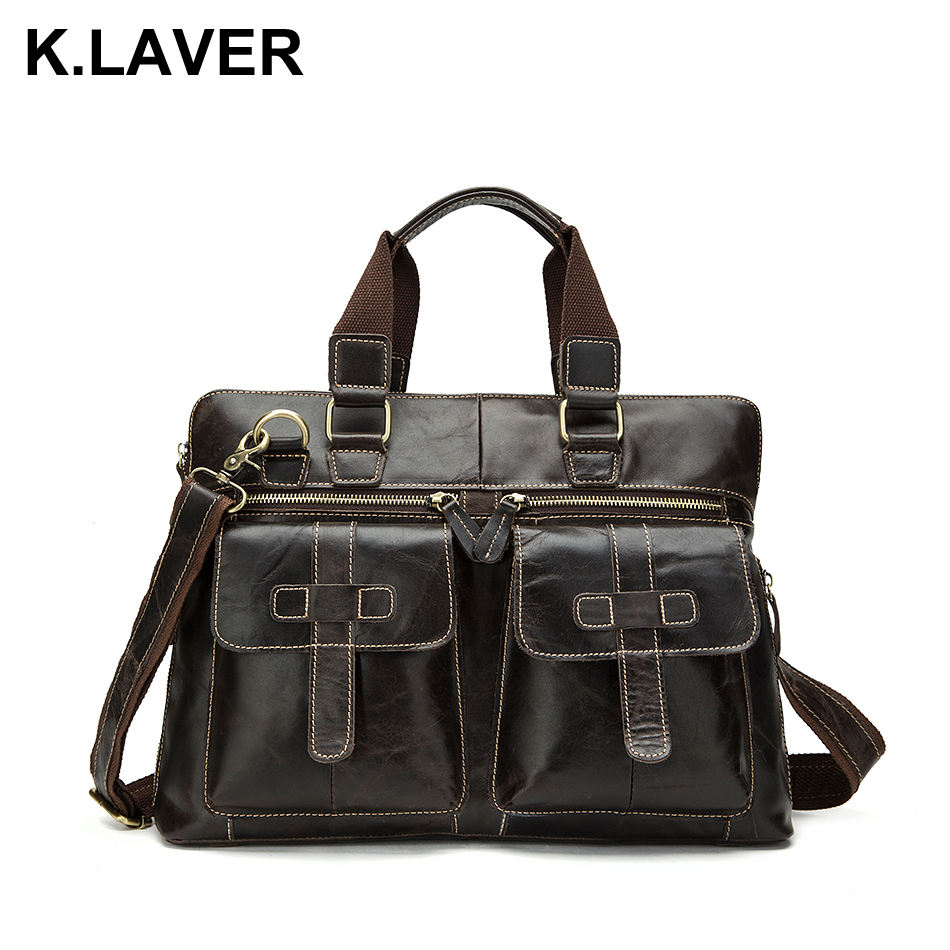 Business Men Briefcase Handbags Genuine Leather Men's Messenger Bag Shoulder Crossbody Bags Leather Travel Totes Laptop Bag Male mva genuine leather men bag business briefcase messenger handbags men crossbody bags men s travel laptop bag shoulder tote bags
