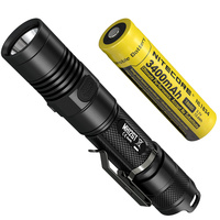 20%OFF NITECORE 1000LM MH12GT XP L HI V3 LED USB Rechargeable Flashlight Search Rescue Portable Torch + Battery + Free Shipping