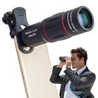 APEXEL 18X Telescope Zoom Mobile Phone Lens for iPhone Samsung Smartphones universal clip Telefon Camera Lens with tripod 18XTZJ