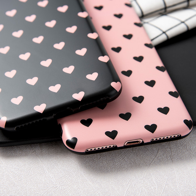Hearts Case for iPhone
