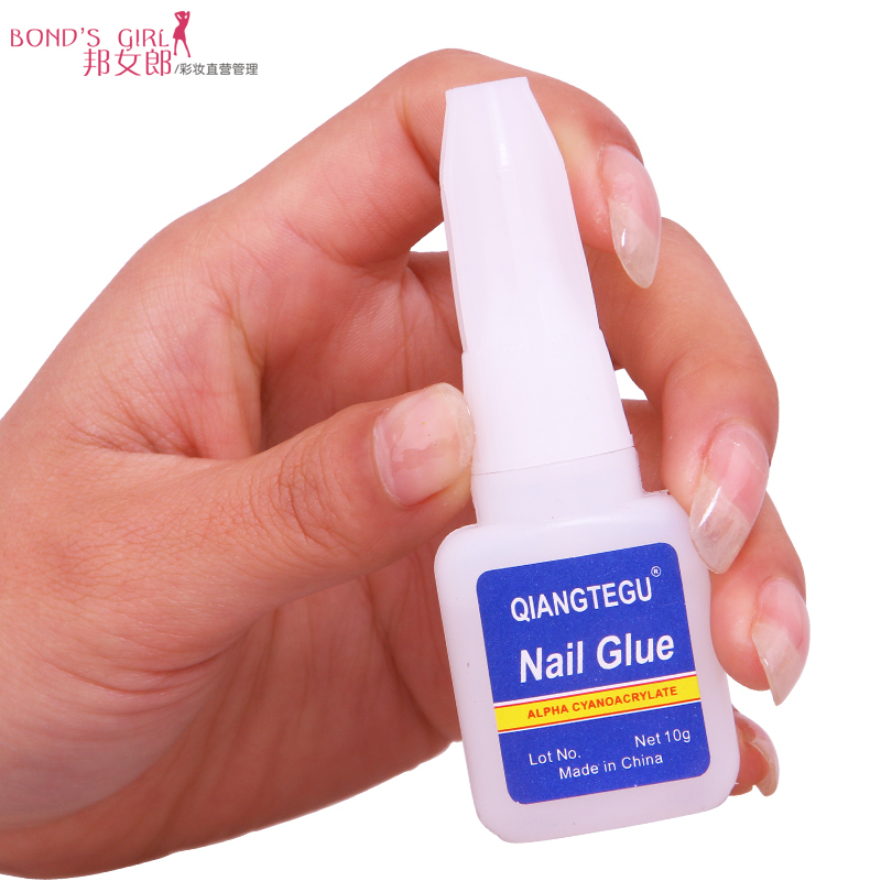 Freeshipping NAIL GLUE For False French Tips Nail Art High Quality ...