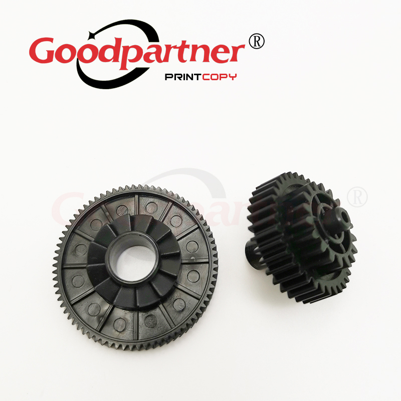 5PC x RU5-0505-000 RU5-0506-000 RU5-0505 RU5-0506 35T/18T 74T Gear for HP 1022 3050 3052 3055 M1319 M1319f MF4018 MF4270 MF4350 image