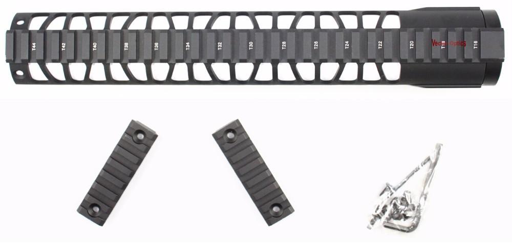 VO Key Mode 12 Inch Quad Rail Acom 3