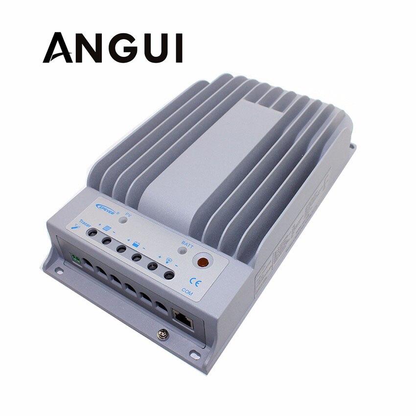 Traceur 10A 20A 30A 40A 1215BN 2215BN 3215BN 4215BN MPPT régulateur de Charge solaire epsolar panneaux de cellules solaires chargeur régulateur