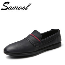 Driving Shoes Men Genuine Leather 2018 Men Casual Shoes Moccasins Slip On Loafers Men Flat Shoes plus size 38-45 wx5