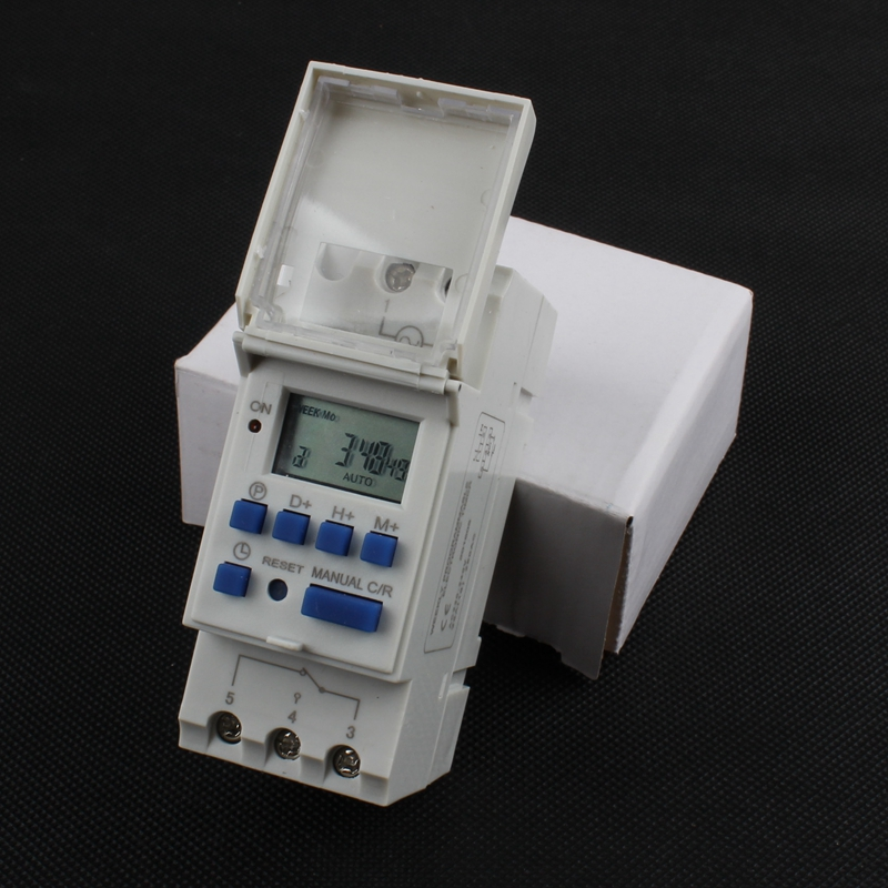 timer switch 2016  din rail digital  TP8A16  weekly programmable electronic  microcomputer time switch 220V  AC   bell ring kg316t din rail digital timer switch automatic program programmable timer switch microsoft program timer 220vac 25a waterproof