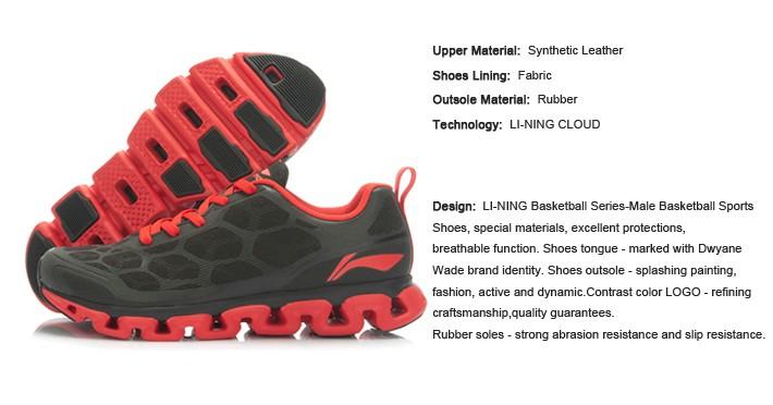 Li-Ning Men Running Shoes Light Mesh Breathable Cushioning Li-ning Arch Techonology Sneakers Sport Shoes ARHJ049 XYP039 4