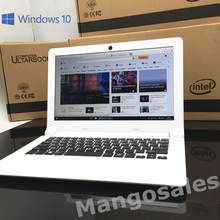 mini 11.6inch laptop computer Celeron Quad core 2GB+32GB SSD USB 2.0 camera tablet PC notebook Ultrabook Free Postage
