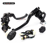Brake Clutch Radial Master Cylinder Lever For DUCATI Streetfighter 848/1100/S GT1000 GT 1000 X Diavel Motorcycle 7/8 22mm