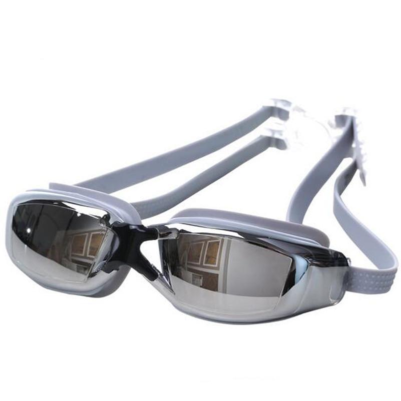 Lunettes de natation Anti-buée Protection UV Myopie Lunettes de - Sportswear et accessoires - Photo 3