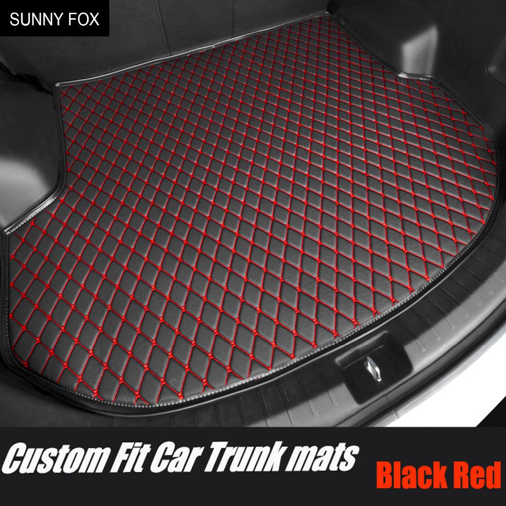 Customized Car trunk mats cargo Liner for <font><b>Lexus</b></font> <font><b>GS</b></font> 200t 250 300 <font><b>350</b></font> 430 450H 460 <font><b>F</b></font> <font><b>Sport</b></font> GS200T GS250 GS350 GS300 GS45OH carpet image