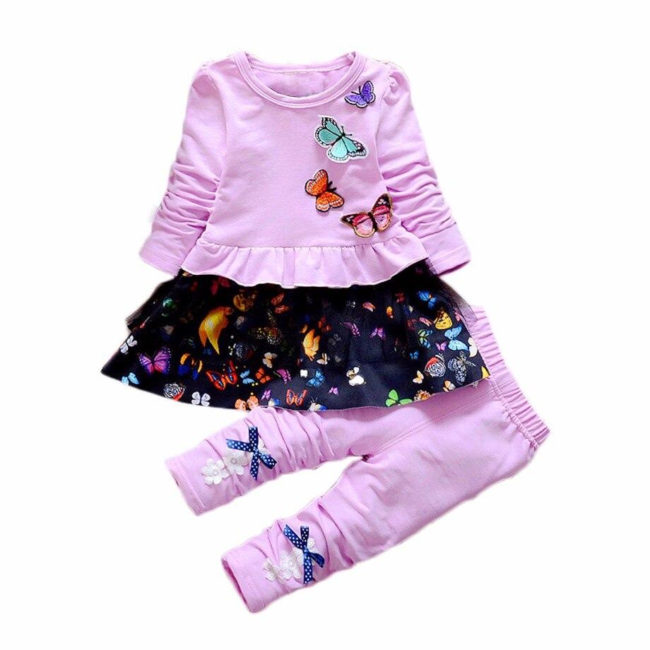 Girls Clothing Set