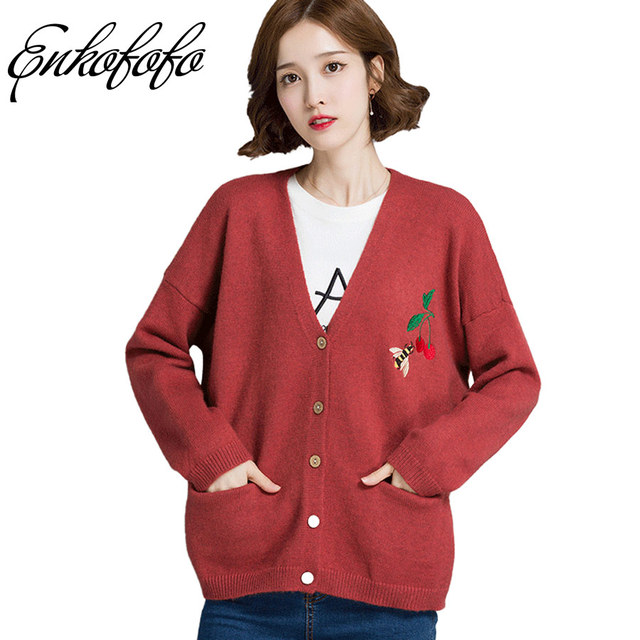Aliexpress.com : Buy Cashmere Sweater Women 2017 New Autumn Brand ...