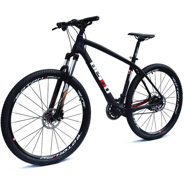 brand new 36e98 645bd BEIOU Carbon 29 Inch Mountain Bike 29er Hardtail Bicycle 2.10
