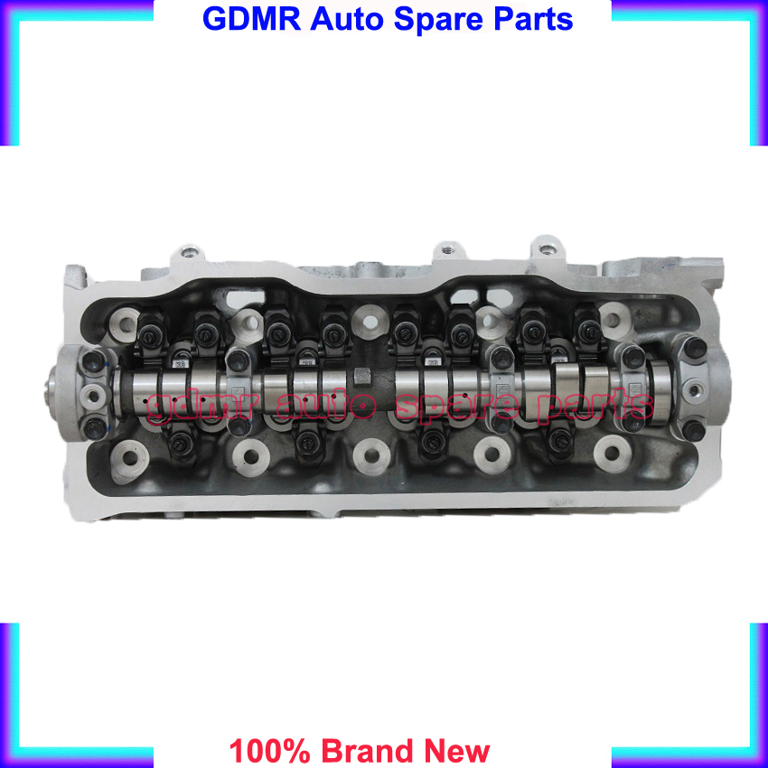 12V complete cylinder head 2E E 2E L 2E cylinder head assy 11101 19156 for For