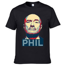 Phil Collins Against All Odds T Shirt T-Shirt Brand 2018 Male Short Sleeve Top Tee Mens 100% Cotton Plus Size Harajuku