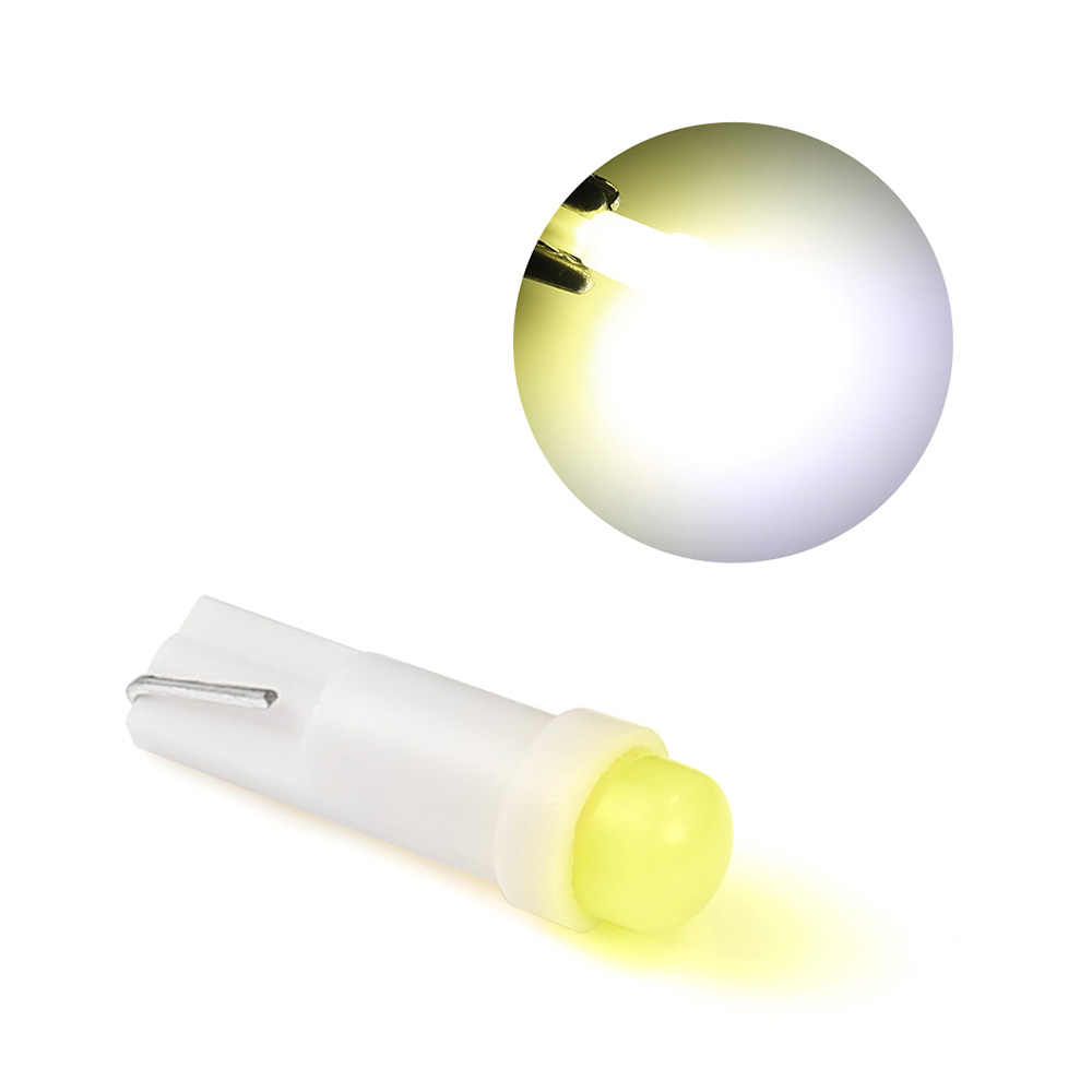 1 foto T10 coche blanco LED 194 SMD 168 W5W cuña lateral bombillas 12 V coche de luces la cuña lateral bombillas