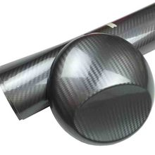 Car-styling 20*152cm  5D  Carbon Fiber Vinyl Film Wrap DIY Waterproof Auto Motorcycle Car Stickers Decorative Accessories