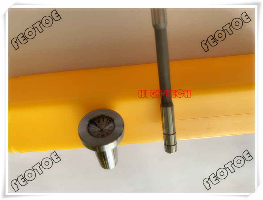 Common Rail Injector Control Valve F 00V C01 303 For 0445110075 0445110135 High Quality